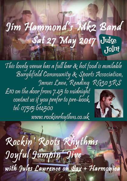 Jimmy Hammond's Band